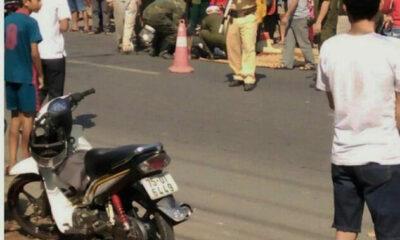 Quảng Trị: Nữ sinh lớp 10 bị xe container tông tử vong trên đường về nhà | Thaiger
