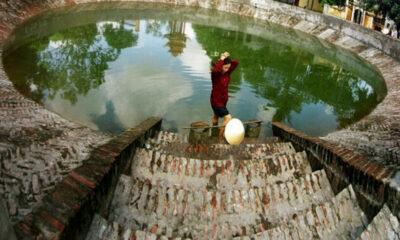 Tại sao nhiều nhà trữ nước trước giao thừa? | The Thaiger