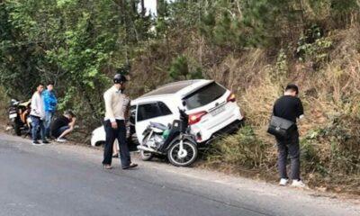 Đà Lạt: Du khách mang thai 20 tuần tuổi tử vong khi đổ đèo Mimosa | The Thaiger