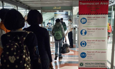 Thái Lan phát hiện ca nhiễm viêm phổi coronavirus mới đầu tiên | The Thaiger
