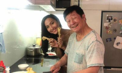 Hoài Sa dự tiệc tất niên nhà Trọng Hiếu như con trong gia đình | The Thaiger