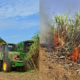 Sugar industry asks the government to subsidise harvesting machinery | The Thaiger