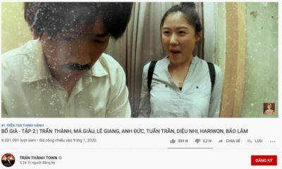 """Web drama """"Bố Già"""" của Trấn Thành phá hàng loạt kỷ lục   The Thaiger"""