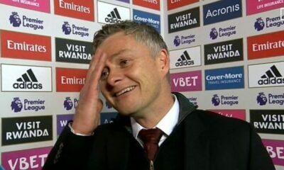 Solskjaer: 'Arsenal hay hơn Man Utd' | Thaiger