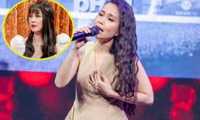 Việt Trinh thú nhận hát chui hit Cẩm Ly | Thaiger