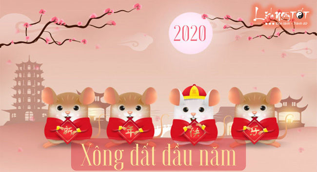 Cách chọn tuổi xông đất năm mới Tết Canh Tý 2020   News by Thaiger