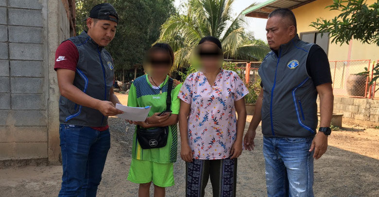 Mother and daughter arrested over 7 million baht fortune-telling scam   Thaiger