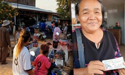Three Thai lottery winners take home 6 million baht each | The Thaiger