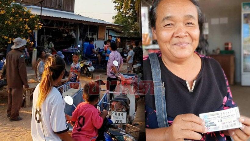 Three Thai lottery winners take home 6 million baht each | Thaiger
