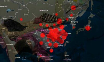 โควิด-19 สถิติ 25 มีนา ติดเชื้อ 421,792 ราย ยุโรปวิกฤติตายพุ่ง | The Thaiger