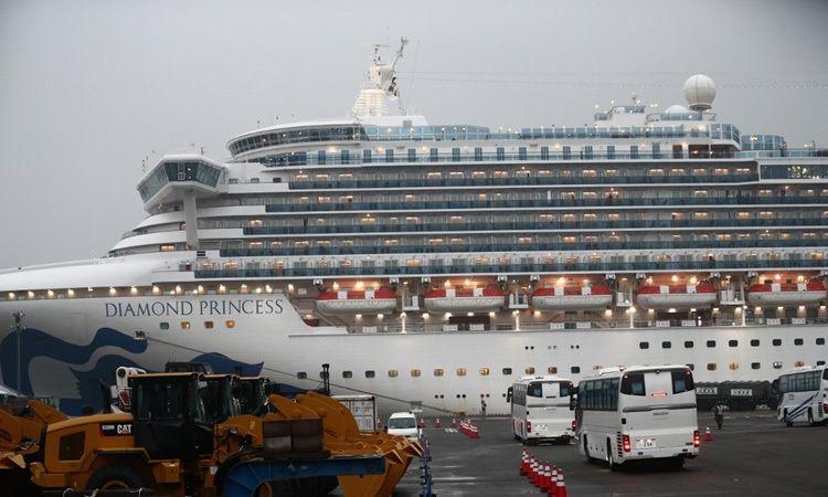 Hai người tử vong trong 'ổ dịch' corona trên du thuyền ở Nhật Bản   News by Thaiger
