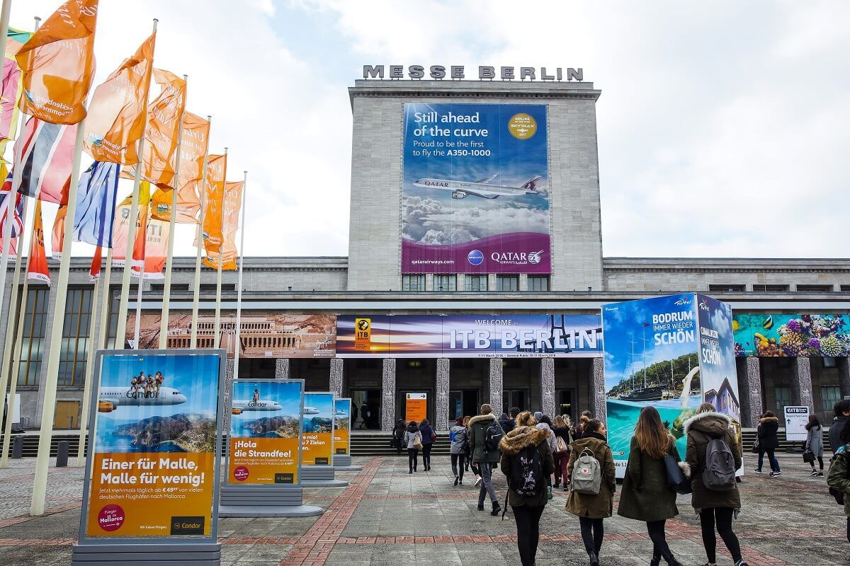 World's largest travel fair, ITB, cancelled in Berlin