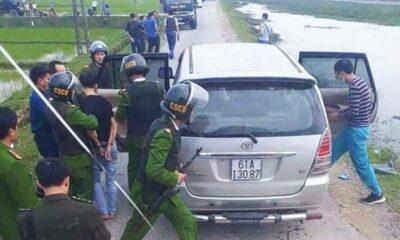 Hà Tĩnh: Vây bắt xe Innova chở 45 kg ma túy | The Thaiger