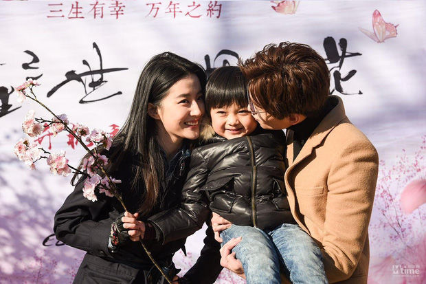 """Cặp đôi """"Tam sinh tam thế"""" Lưu Diệc Phi và Dương Dương cưới vào tháng 3?   News by Thaiger"""