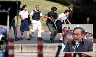 Thai PM orders tighter controls on guns at military bases – 30 dead, 57 injured   The Thaiger