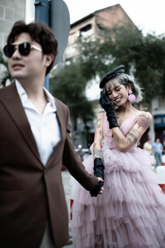 BB Trần và người yêu đồng giới tung ảnh cưới | News by Thaiger