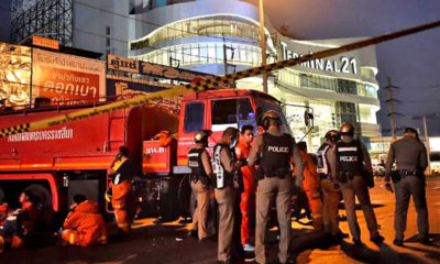 Korat massacre – Shooter's mother was unable to get into the shopping centre | Thaiger