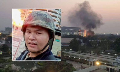 UPDATE: Thai Army soldier still at large in Terminal 21, Korat – Killed upwards of 12   The Thaiger