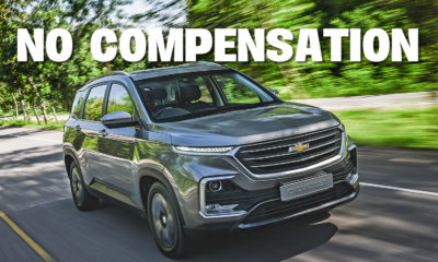 Chevrolet Thailand says 'no' to compensation demands for cars sold before discounts were announced | Thaiger