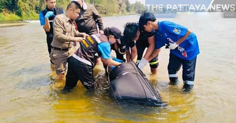 Chinese man found bound, dead in suitcase in northern Thailand had visited Pattaya | Thaiger