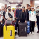 Welcome home – 17 Surat Thani students return from Hubei, China | Thaiger