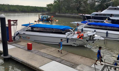 UPDATE: Phuket speedboats crash: 2 children dead, 22 injured – VIDEO | Thaiger