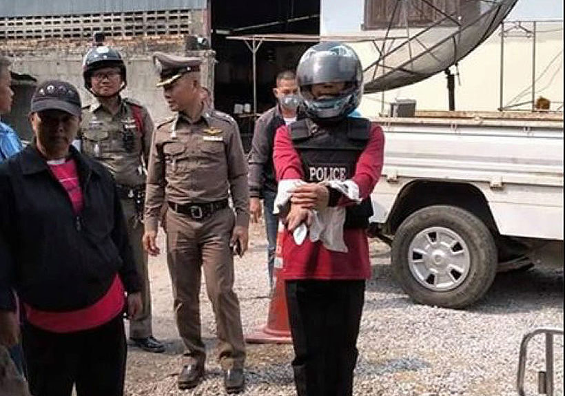 Chiang Rai village leader kills and cuts up his mother after raping daughter
