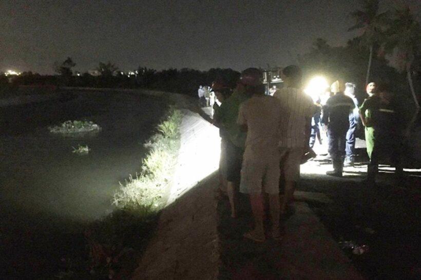 TP. HCM: Hai học sinh chết đuối khi câu cá | Thaiger