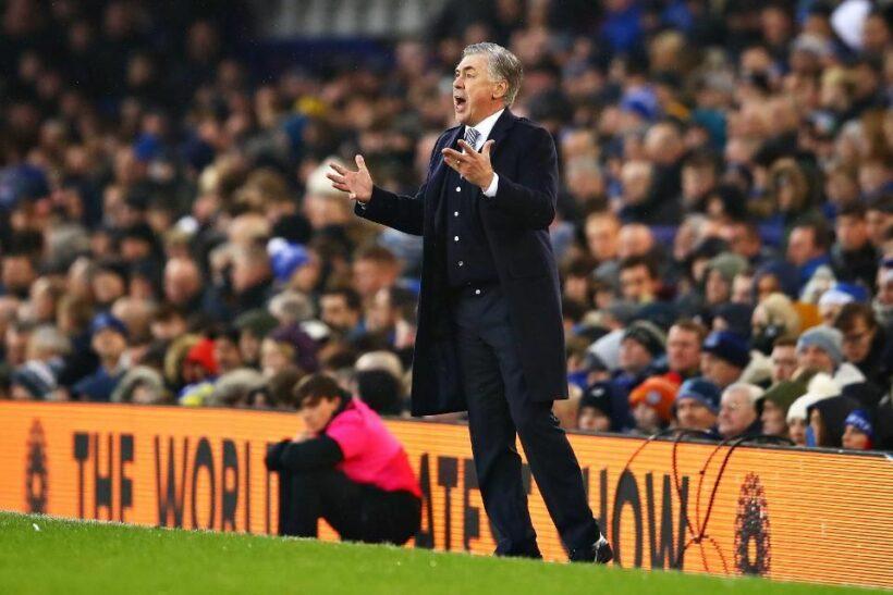 Everton thăng hoa dưới sự dẫn dắt của thuyền trưởng Carlo Ancelotti | News by Thaiger