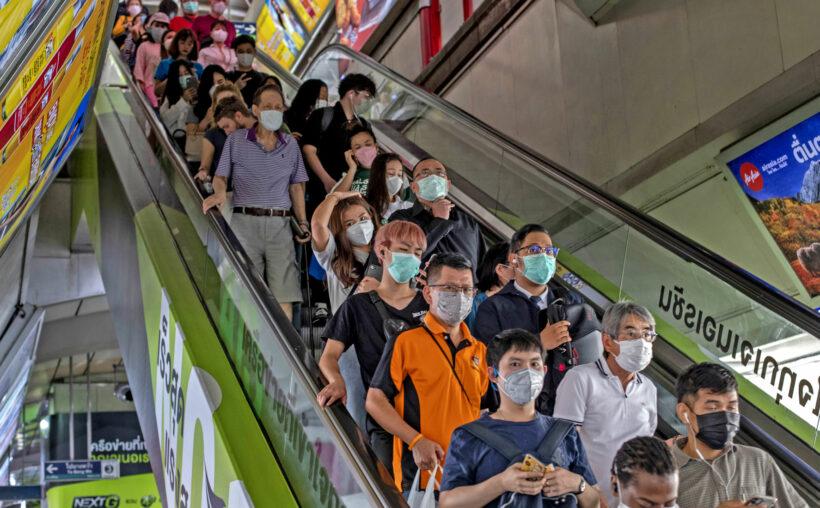 Coronavirus UPDATE – over 100,000 Chinese are still in Thailand | Thaiger
