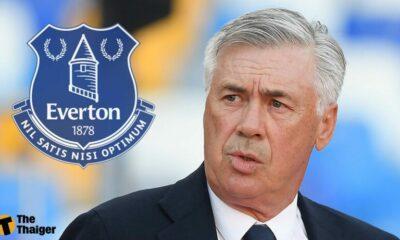 Everton thăng hoa dưới sự dẫn dắt của thuyền trưởng Carlo Ancelotti | Thaiger