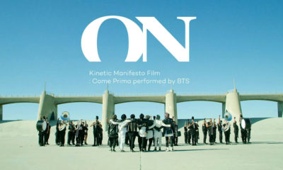 "World's biggest band launch their new album ""Map of the Soul: 7"" BTS 