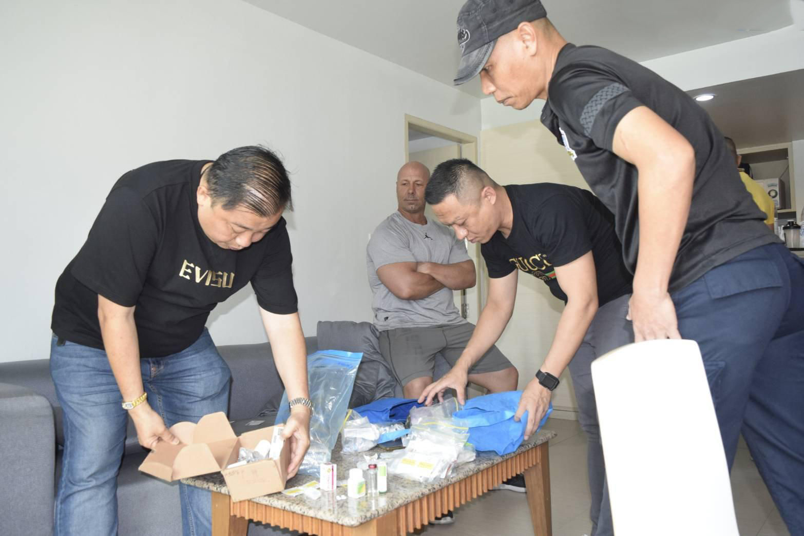 Australian bodybuilding champ arrested in Pattaya for illegal work, hormones   News by Thaiger