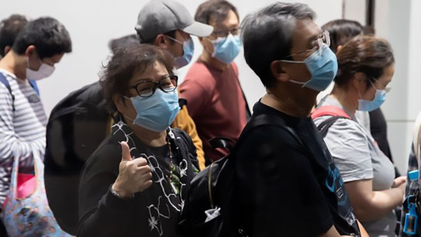 Thousands allowed to leave cruise ship quarantined in Hong Kong | Thaiger