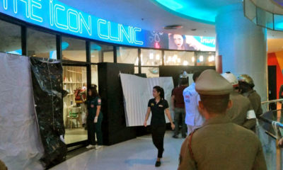 Gunman allegedly shoots and kills ex-wife at mall in Bangkok, another injured | The Thaiger