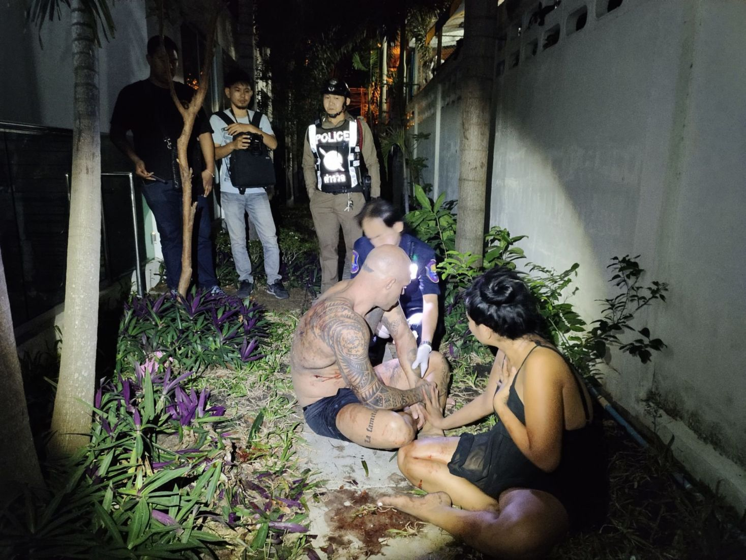 German man dead after jumping from Pattaya condo, refusing medical assistance | Thaiger