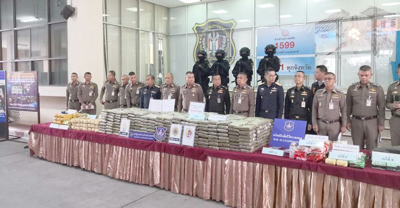 4 foreigners, 2 Thais nabbed in 3 drug busts   News by Thaiger