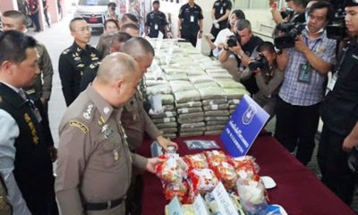 4 foreigners, 2 Thais nabbed in 3 drug busts | Thaiger