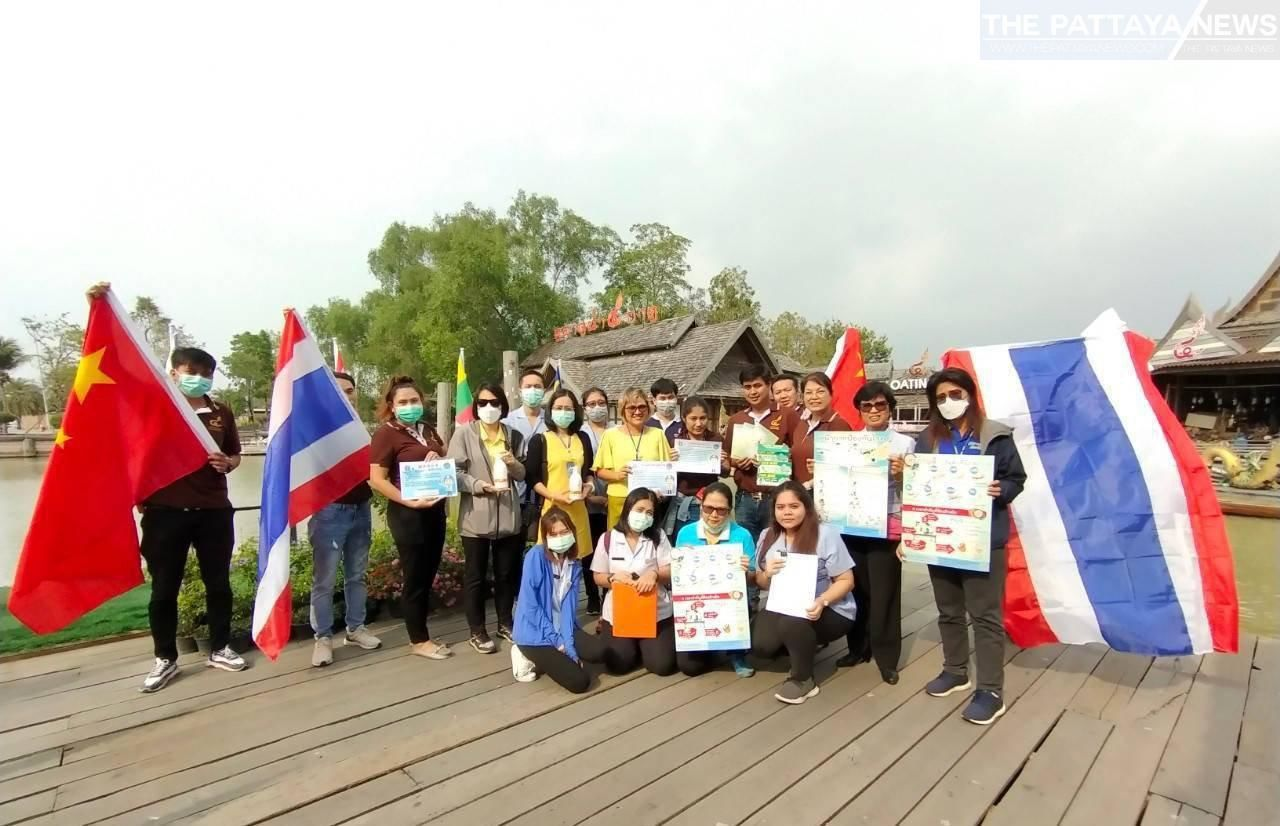 Pattaya Floating Market cleans up its act to prevent Coronavirus | News by Thaiger