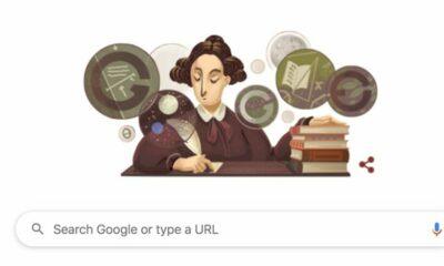 Nhà khoa học được Google Doodle vinh danh ngày 2.2 – Mary Somerville là ai? | The Thaiger