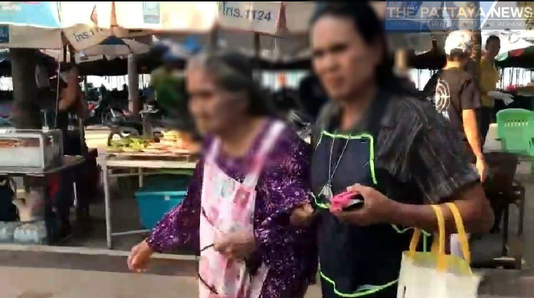 89 year old grandmother hurt by falling coconut branch | News by Thaiger