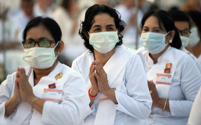 Coronavirus UPDATE: Chinese keep arriving in Thailand, UK man spreads virus to 11 others   Thaiger