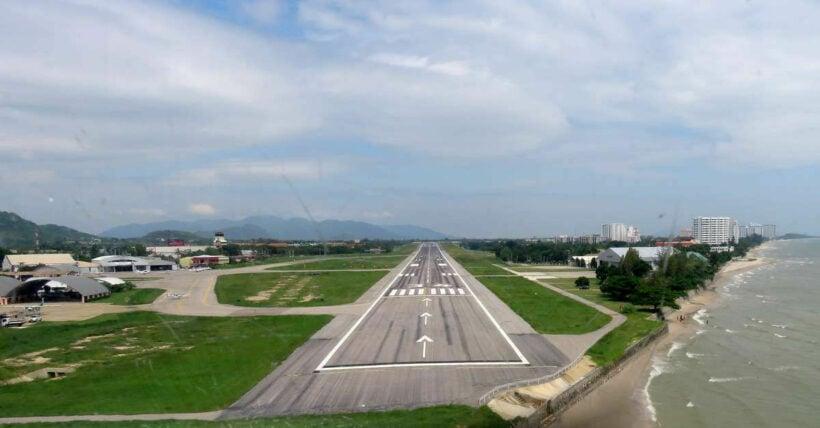 Expansion of airport to make Hua Hin an international tourist destination | Thaiger