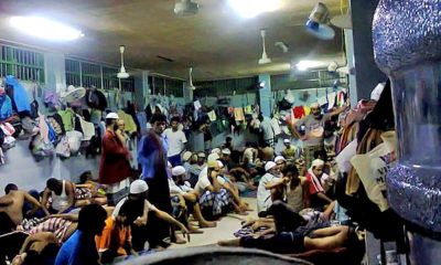 Regional news source publishes smuggled photos from Bangkok's Immigration Detention Centre | Thaiger