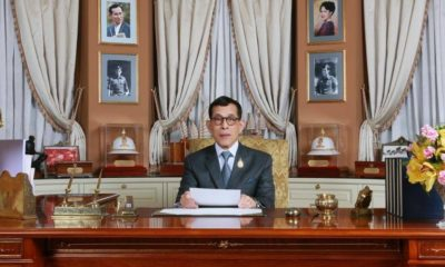 Thailand's King sends message of support to China | Thaiger