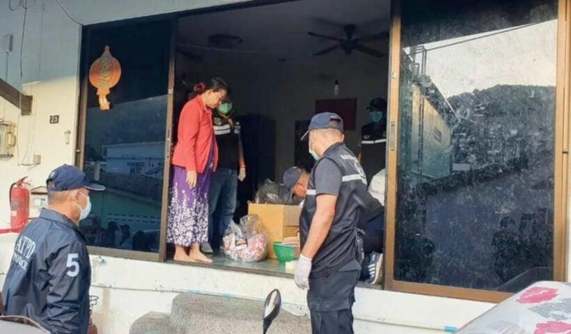 17 kids rescued in Phuket human-trafficking raids | Thaiger