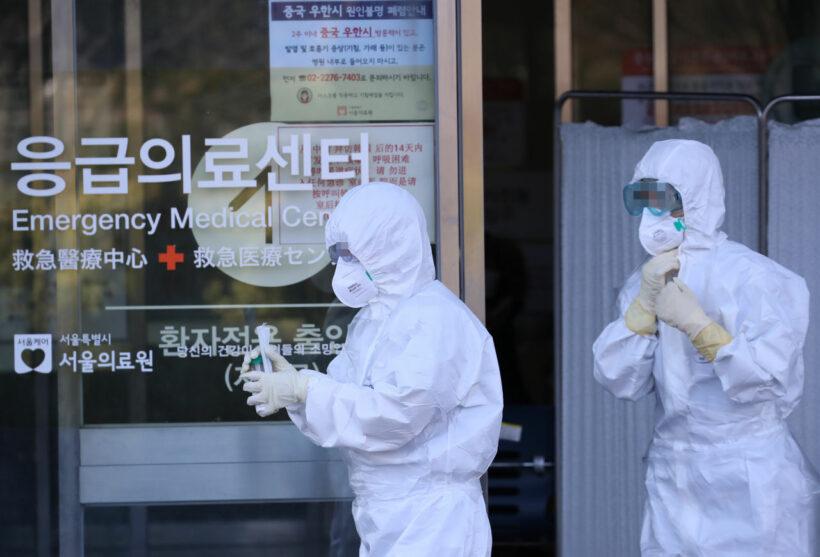 Korean virus cases skyrocket; Japanese passenger turns positive | Thaiger