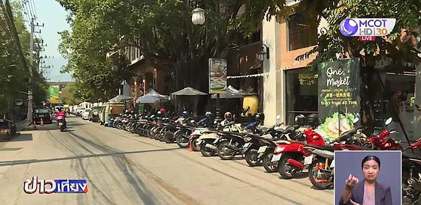 Once bustling, Chiang Mai tourist areas are now deserted | News by Thaiger