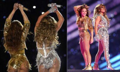 Shakira và Jennifer Lopez giúp ratings của Super Bowl 2020 tăng vọt   The Thaiger
