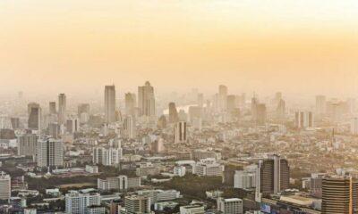 Bangkok, Chiang Mai and Chiang Rai – all suffering choking smog today | The Thaiger